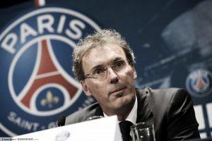 """Laurent Blanc: """"Estamos satisfechos por lo conseguido hoy"""""""