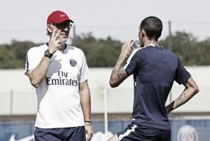 """Laurent Blanc: """"Estamos ansiosos por disputar este partido"""""""