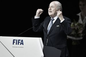 Joseph Blatter continuará al mando de la FIFA