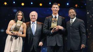 Cristiano decide no ir a las próximas galas de la FIFA