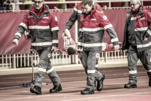Monaco confirma lesão nos ligamentos do joelho de Boschilla e não define retorno aos gramados