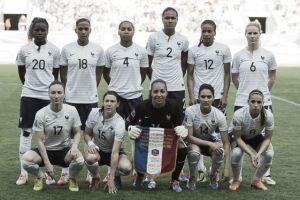Bleues, la liste contre l'Allemagne