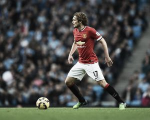 Manchester United's Blind: I rejected an offer to join Arsenal