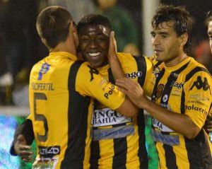 Olimpo ganó con gol del 'Trencito'