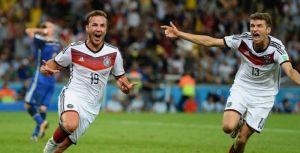 Germania campione del mondo, decide Gotze