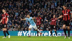 Manchester City reste dans la course