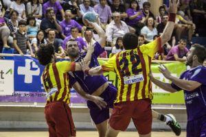FC Barcelona - BM Guadalajara: partido de trámite en el Palau