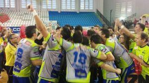 El Balonmano Zamora, primer ascendido a la ASOBAL