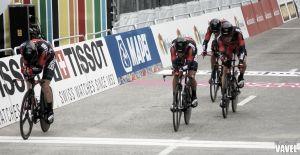Fotos e imágenes de la CRE masculina del Mundial de ciclismo de Ponferrada 2014