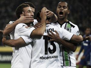 Borussia Mönchengladbach 3-1 Schalke 04: The Foals march to fifth successive win