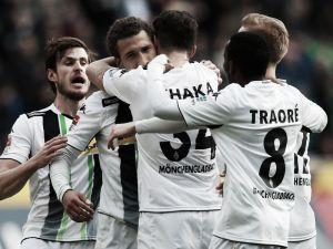 Borussia Mönchengladbach 2-0 SC Paderborn: Hosts secure comfortable win with slice of fortune