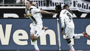 M'gladbach vence Wolfsburg, dá título ao Bayern e se garante na Champions League
