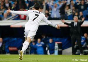 Il Madrid travolge l'Osasuna al Bernabéu: 4-0 e che gol Ronaldo!