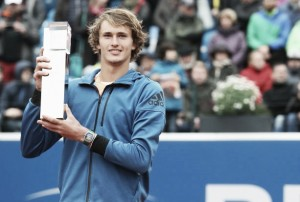 "2017 Season Review: Alexander ""Sascha"" Zverev"