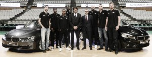 BMW patrocinará al FIATC Joventut