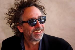Tim Burton, un director muy peculiar