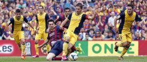 La Liga pour l'Atletico Madrid