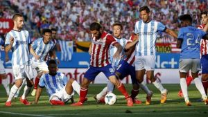 L'Atletico cale comme le Barça, le Real coule : La course à la Liga