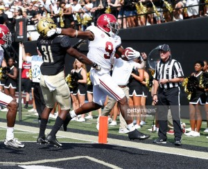 Alabama rolls Vanderbilt