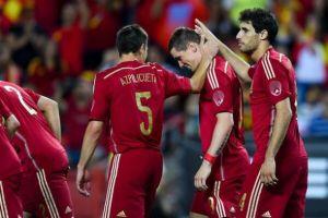 Verso Brasile 2014: Spagna - Bolivia 2-0, nessun problema per la Roja