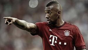 Boateng sofre lesão na coxa e desfalca Bayern nos próximos três meses