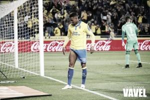 Boateng iguala su mejor marca goleadora en Liga