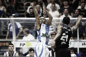 Basket, Orlandina tutto cuore: battuta Caserta