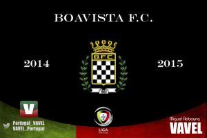 Boavista 2014/15: as panteras negras voltam... Para ficar?