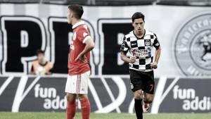 Renato Santos aportará más llegada y gol al Málaga