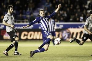 Alavés - Deportivo: puntuaciones del Alavés, vuelta de los octavos de final de Copa del Rey