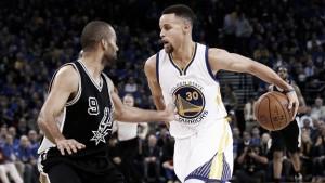 El Warriors-Spurs bate el récord de espectadores de NBA TV