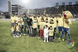 Las Palmas - Sporting: puntuaciones de Las Palmas, ida de semifinal de playoff
