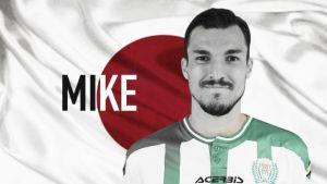 Mike Havenaar, convocado por la Selección de Japón