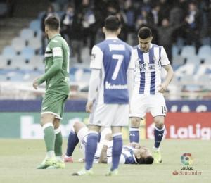 Real Sociedad vs Leganés: puntuaciones Real Sociedad, jornada 29 de La Liga 2017