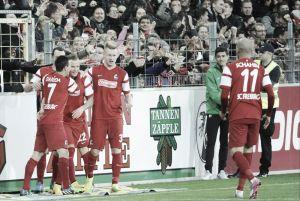 El Schalke 04 desaparece en Friburgo