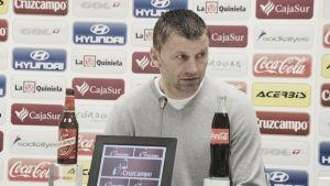 """Djukic: """"El equipo cada vez está más asentado en la categoría"""""""