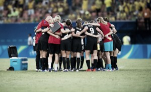 The biggest USWNT surprise of 2016 was after Rio