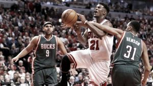 "Jimmy Butler: ""No he estado defendiendo nada"""