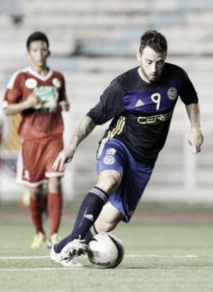Adrián Gallardo, de vuelta a la Segunda División B