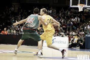 Fotos e imágenes del Club Baloncesto Sevilla 58-97 FC Barcelona Lassa en jornada 2 de la Liga ACB