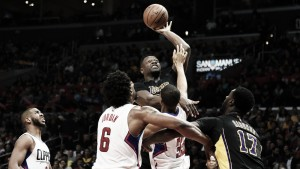 Resumen NBA: resurge Love y los Clippers se llevan el derbi angelino