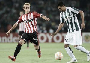 Atlético Nacional amarga empate diante do Estudiantes dentro de casa