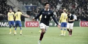 Varane es campeón del Mundo
