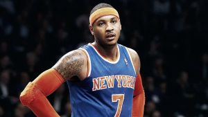 Carmelo Anthony se apunta al training camp de USA