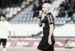 González Fuertes arbitrará en Sevilla