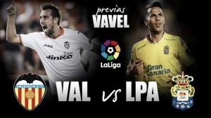 Valencia - Las Palmas: la hora de la verdad