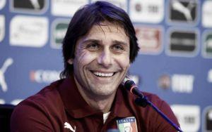 """Conte: """"Balotelli è un patrimonio del calcio italiano. Non è qui per lo sponsor"""""""