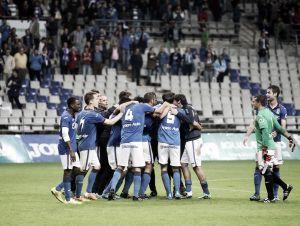 Linares brinda el pase al Real Oviedo