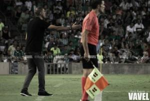 """Garitano: """"Nos ha faltado fútbol a partir de tres cuartos"""""""