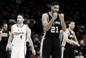 San Antonio asalta el Staples al ritmo de Tim Duncan